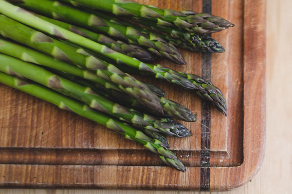 Local Asparagus available in the Willamette Valley