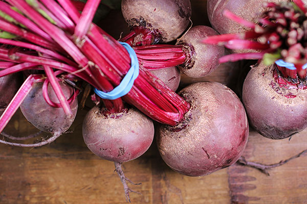 Local Beets available in the Willamette Valley