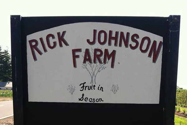 Rick Johnson Farms on Oregon Trail Farms
